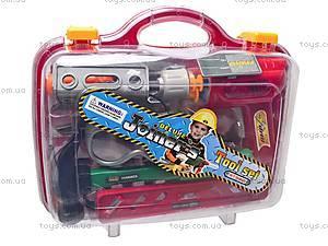 Набор инструментов, в чемодане, 2064