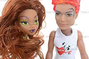 Набор из 2 кукол Monster High, 991D, игрушки
