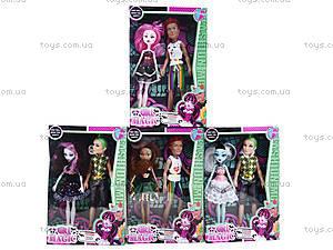 Набор из 2 кукол Monster High, 991D