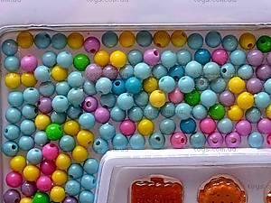 Набор из бисера 3-в-1, 11111, детские игрушки