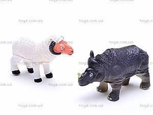 Набор животных, 6 фигурок, 489-C, отзывы