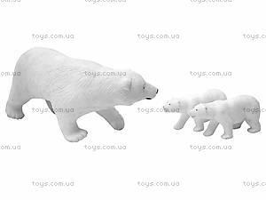 Набор животных «Белые медведи», 6702A, купить