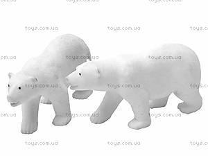 Набор животных «Белые медведи», 6702A, цена
