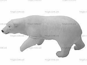 Набор животных «Белые медведи», 6702A, игрушки
