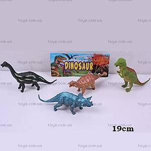 Набор животных «Динозавры», 836H-2C