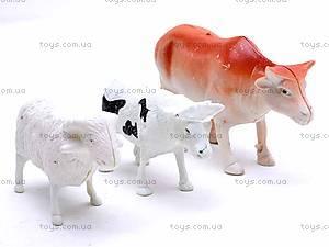 Набор животных для детей, 998-12, фото