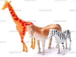 Набор животных для детей, 998-12, детские игрушки