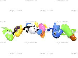 Набор животных для ванной, 9ABC-5A, игрушки