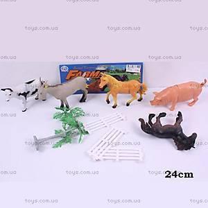 Набор животных «Ферма», H6027