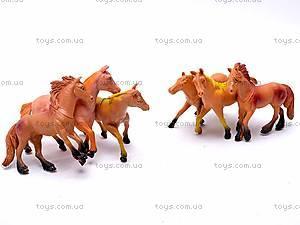 Набор животных «Лошади», F044