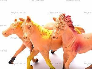 Набор животных «Лошади», F044, купить