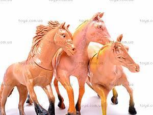 Набор животных «Лошади», F044, отзывы