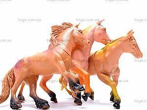 Набор животных «Лошади», F044, цена