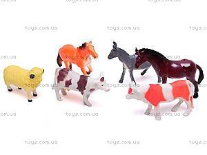 Набор животных «Моя ферма», NC6-602