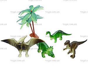 Набор животных «Природа», HDH2522A-F, игрушки