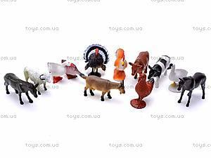Набор животных с фермы, HB971012, купить