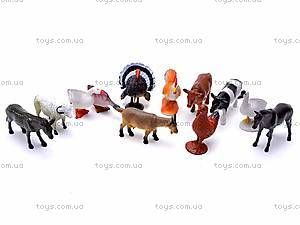 Набор животных с фермы, HB971012