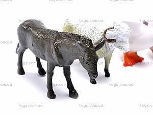 Набор животных с фермы, HB971012, фото