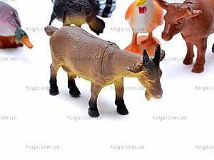 Набор животных с фермы, HB971012, детские игрушки