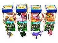 Набор «Животные» 10 фигурок, KI-3015, купить