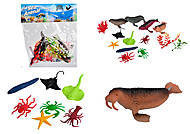 """Набор животных """"Морские обитатели"""" для игры, H143S, отзывы"""