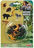 Набор животных «Зоопарк», 434 1202-2, купить