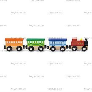 Набор к ж/д Viga Toys «Поезд», 50819