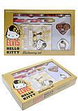 Канцелярский набор с записной книжкой Hello Kitty Elvis, HKAP-US1-360