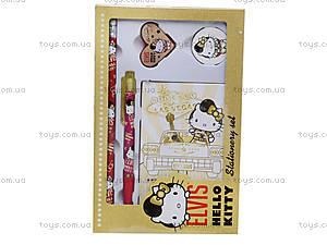 Канцелярский набор с записной книжкой Hello Kitty Elvis, HKAP-US1-360, отзывы