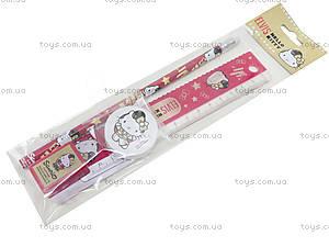 Набор канцелярский Hello Kitty Elvis, HKBB-US1-5020-H