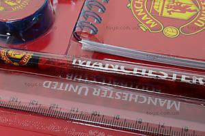 Набор канцелярский Manchester United, MU14-147K, цена
