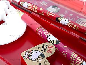 Набор канцелярский настольный Hello Kitty Elvis, HKAP-US1-75409-H, цена