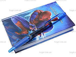 Набор канцелярский с записной книжкой «Человек-паук», SM4U-12S-360, отзывы