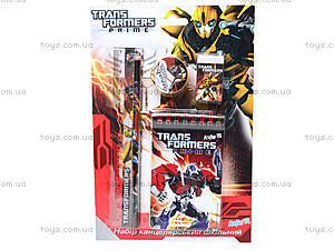 Набор канцелярский Transformers, TF13-147K