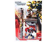 Набор канцелярский Transformers, TF13-147K, отзывы