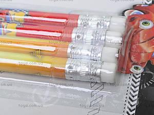 Набор карандашей «Тачки», 2123-01, купить