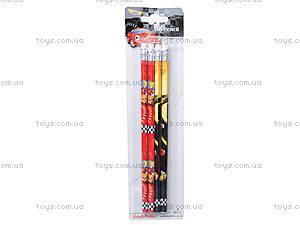 Набор карандашей «Тачки», 2123-01