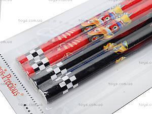 Набор карандашей «Тачки», 2123-01, фото