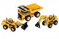 Набор карьерной техники Same Toy «Truck Series» (R1804Ut), R1804Ut