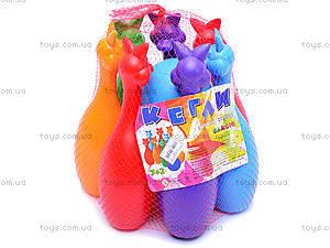 Набор «Кегли», с шарами, 024, цена