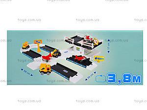 Детский паркинг Kid Cars 3D «Аэропорт», 53350, купить
