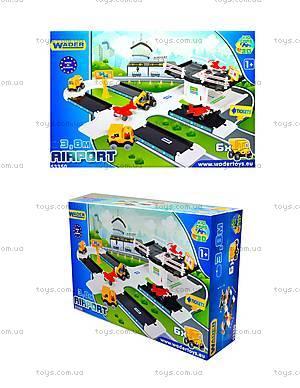 Детский паркинг Kid Cars 3D «Аэропорт», 53350