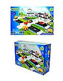 Детский паркинг Kid Cars 3D «Аэропорт», 53350, фото
