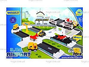 Детский паркинг Kid Cars 3D «Аэропорт», 53350, цена