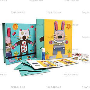Набор коллажей для самых маленьких, DJ08664, игрушки
