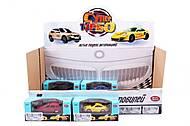 Набор коллекционных машин «Супер Турбо», 6187A, отзывы