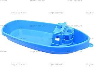 Набор «Кораблик» c лопаткой и ведерком, 2872, фото