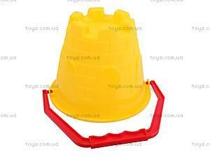 Набор «Кораблик» c лопаткой и ведерком, 2872, детские игрушки