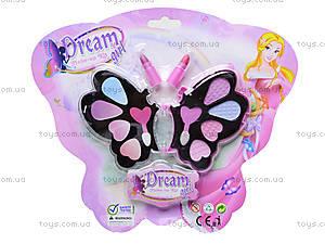 Набор косметики детской «Бабочка», 4019T