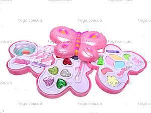 Набор косметики для девочек «Бабочка», V62960E